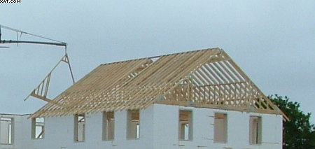 Advantages over trusses page 4 framing contractor talk for Bonus room truss design