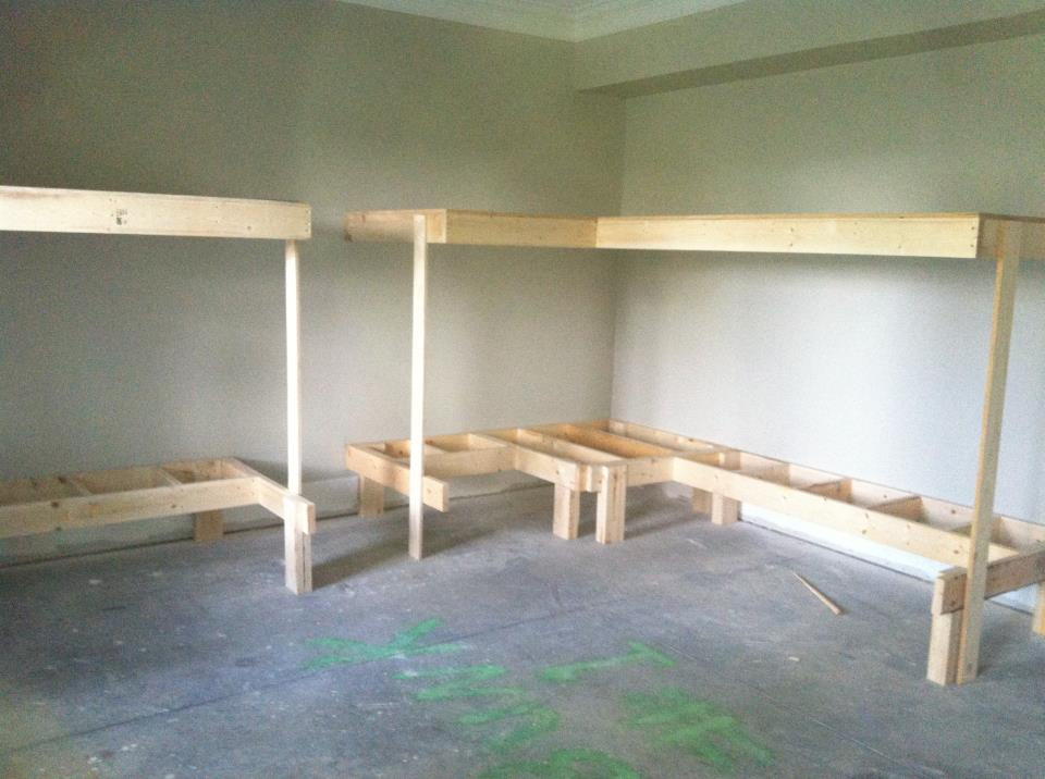 Built In Bunk Beds - Carpentry Picture Post - Contractor Talk