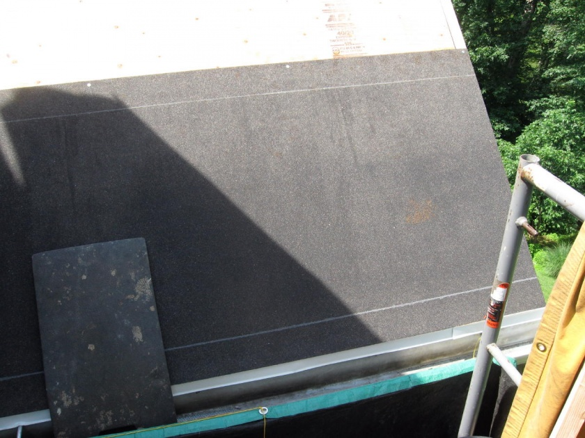 Felt Paper And Ice Water Shield Roofing Contractor Talk