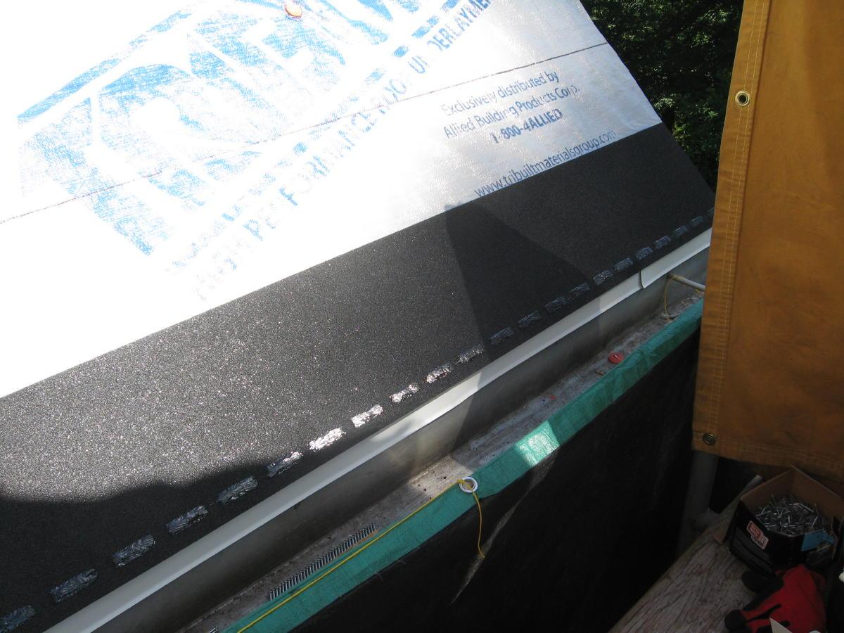 ... Felt Paper And Ice/water Shield Buongiorno 087a ...