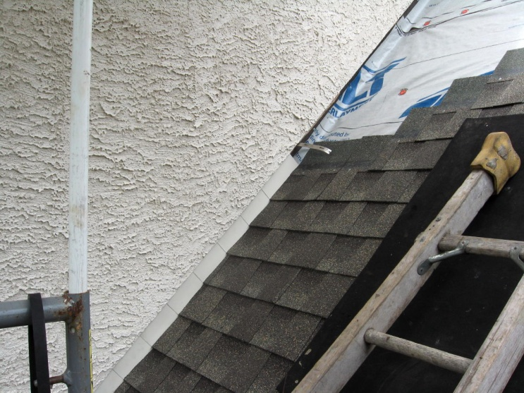 Flashing Where Wall Meets Roof Roofing Contractor Talk