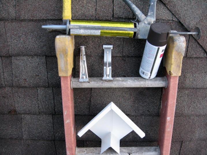 Repairing Leaky Gutter Corners Roofing Contractor Talk