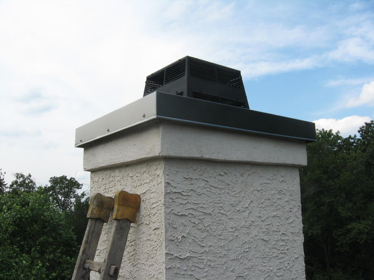 210df1462fe Chimney Chase Cap Question - Roofing - Contractor Talk