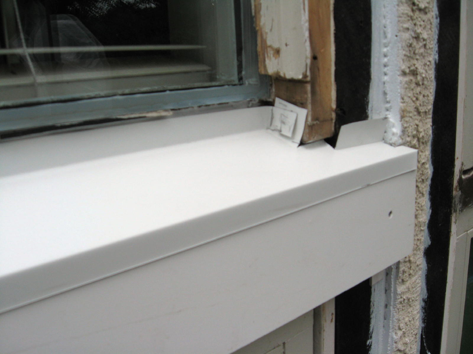 Flashing Question On Attached Deck Level With Sliding Door