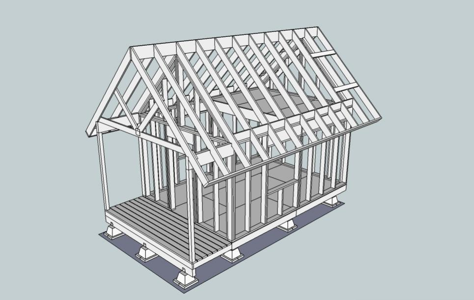 Pdf plans wood cabin plans woodwork routers for Remote cabin plans