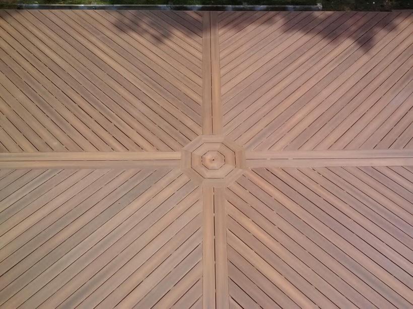 Diagonal Deck Boards Decks Amp Fencing Contractor Talk