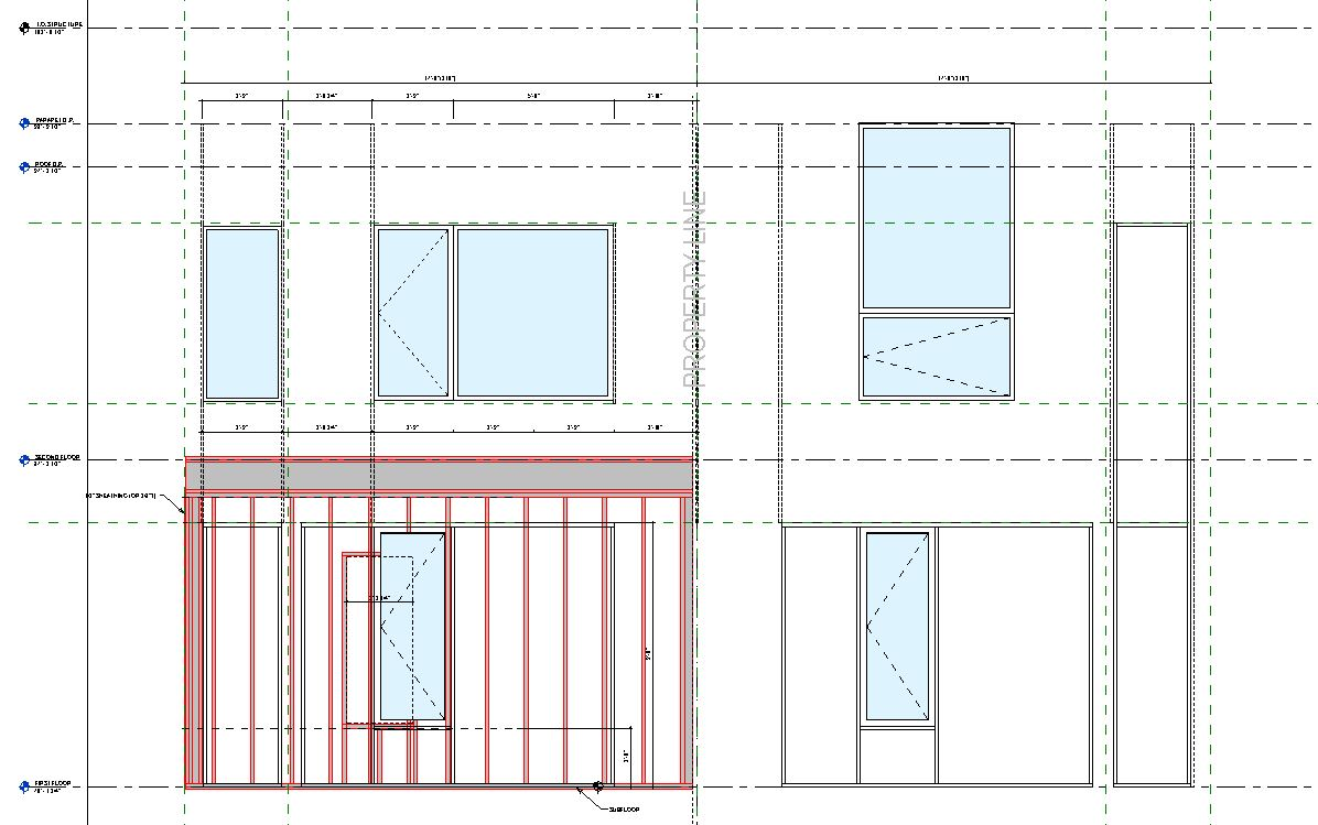 Framing Layout & Window Sizing - Framing - Contractor Talk