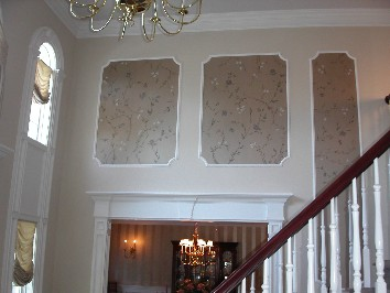 Portfolio further Drywall Repair Ceiling Fan further Natural Wood Trim moreover Inspiration Transom Windows Painted Wood Walls as well Dining Room Ideas Furniture And Ceilings. on ceiling crown molding ideas