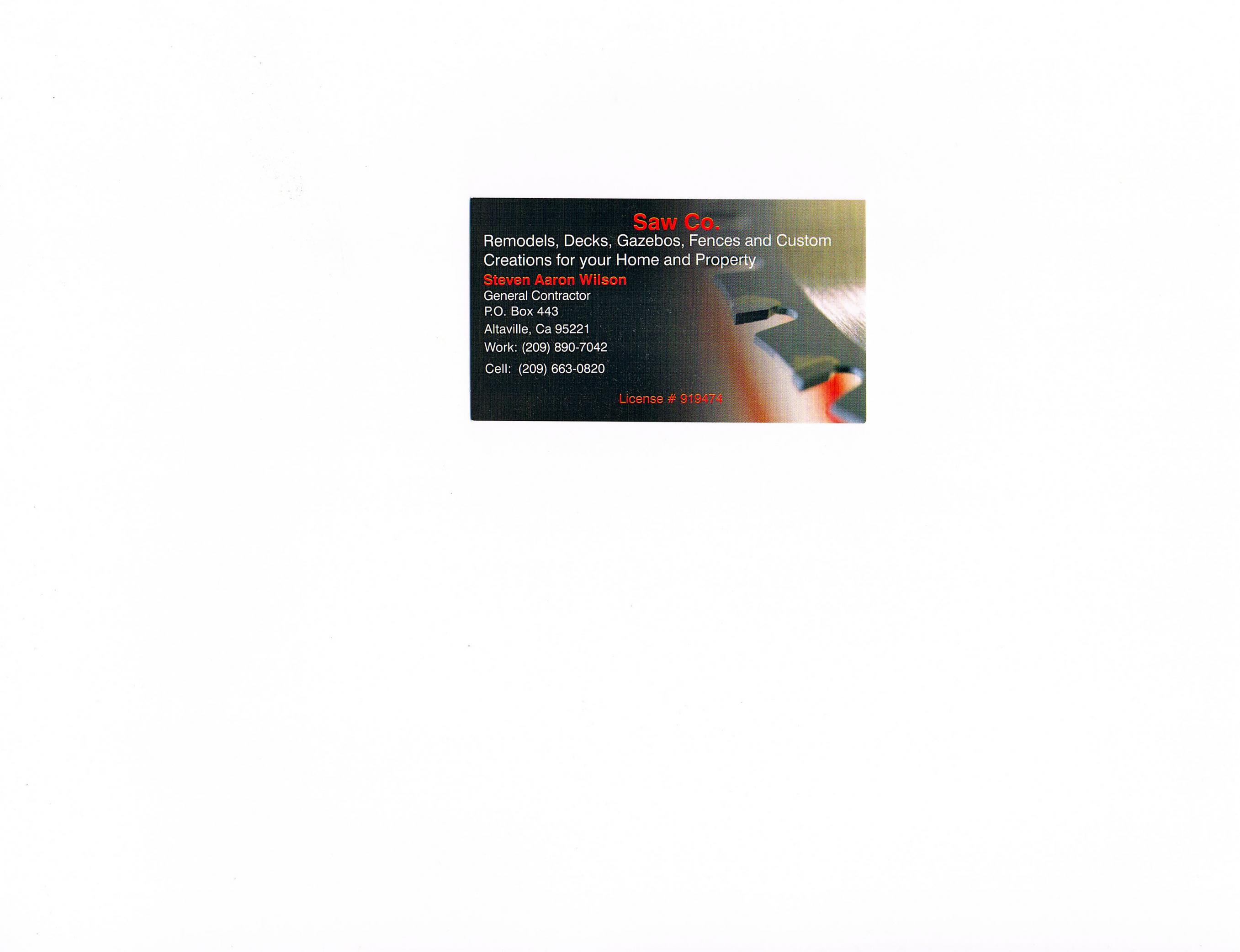 show your business card page 2 marketing sales contractor talk
