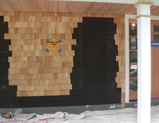 Paint On Cedar Siding Peeling Painting Amp Finish Work