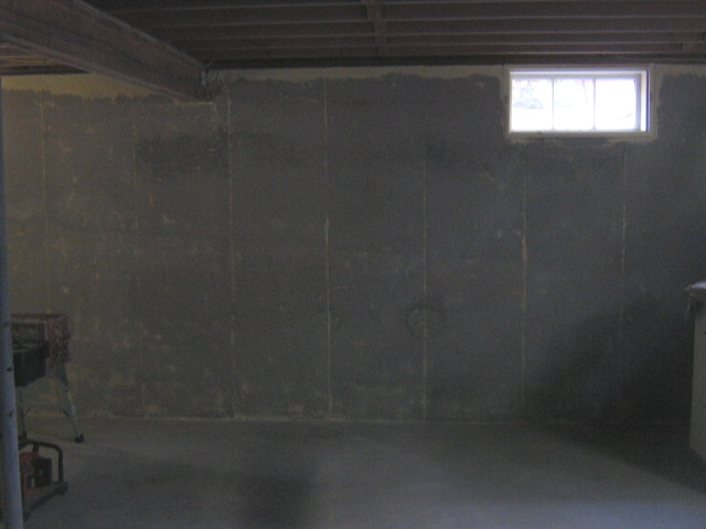 Painted Cinder Block Walls - Sandblasting - Contractor Talk