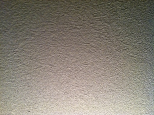 Texture A Ceiling With Roller Tiles