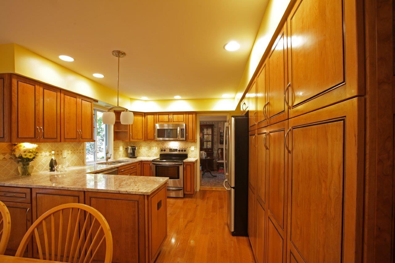 Woodbridge kitchen remodel before after remodeling - Bathroom remodeling woodbridge va ...