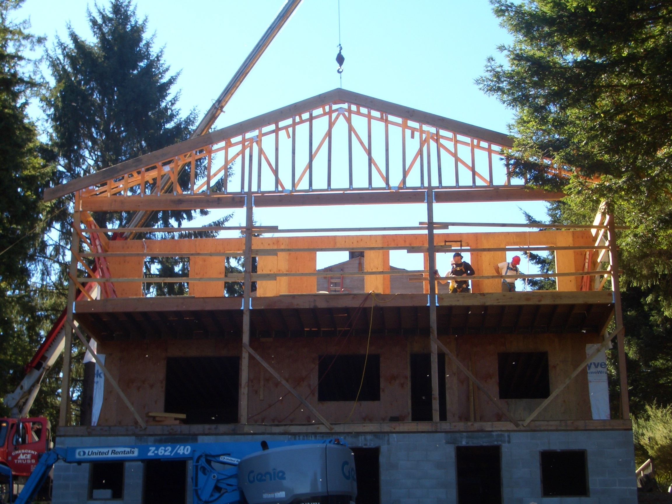 Just WOW  Framing a house solo-cimg7346.jpg