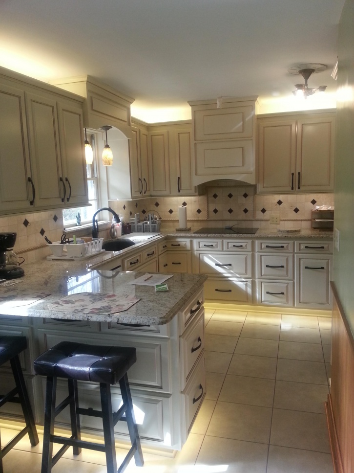 Kitchen Rebuild With Lots Of Lighting. - Remodeling ...