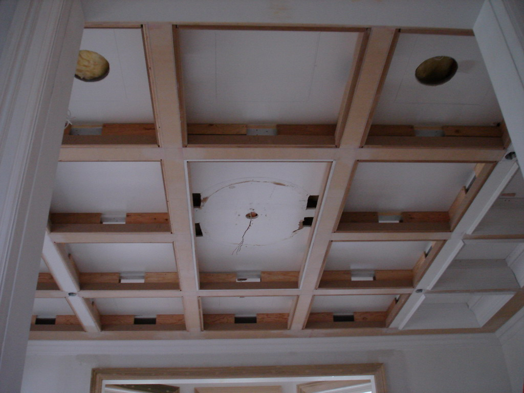 Coffered Ceilings - Page 2 - General Discussion - Contractor Talk