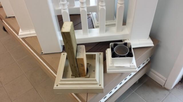 6x6 Posts Vs 4 Ply 2x6 Posts Page 2 Decks Amp Fencing