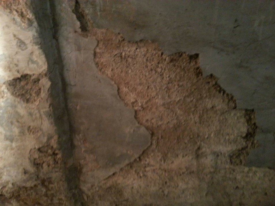 Repairing basement walls construction contractor talk for Concrete basement walls