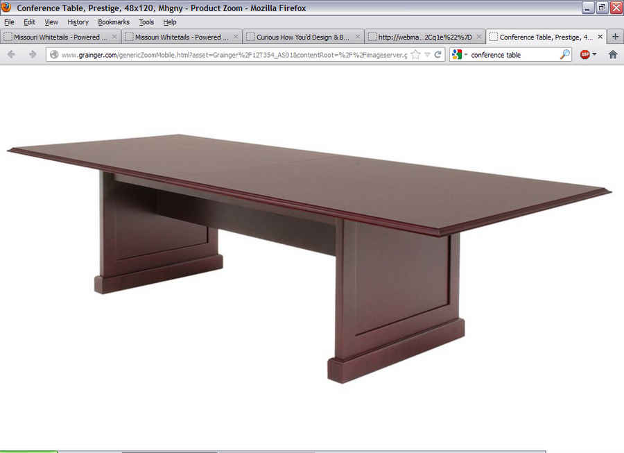 Curious How Youd Design Build This Finish Carpentry - Build a conference table