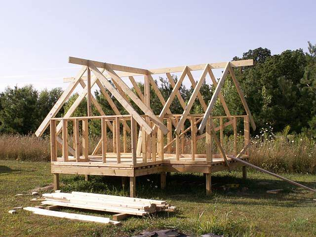 Help With Hip Roof Supports Framing Contractor Talk