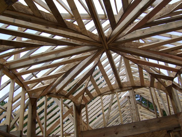 Barrel Vault Roof Framing Page 4 Framing Contractor Talk