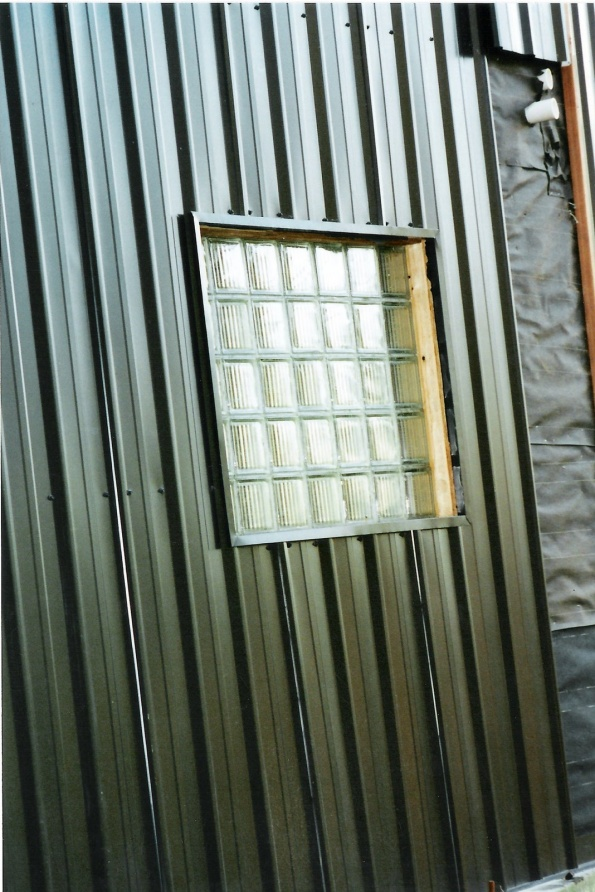Corrugated metal siding windows siding and doors contractor talk corrugated metal siding sciox Image collections