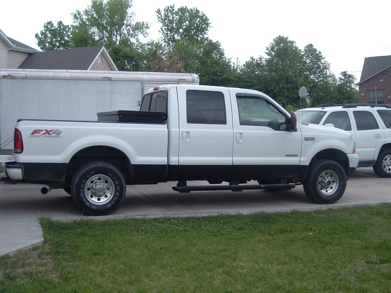 new trucks in the driveway vehicles contractor talk. Black Bedroom Furniture Sets. Home Design Ideas