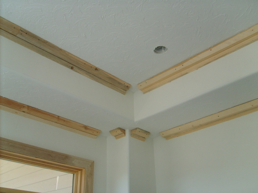 Crown Molding Backing