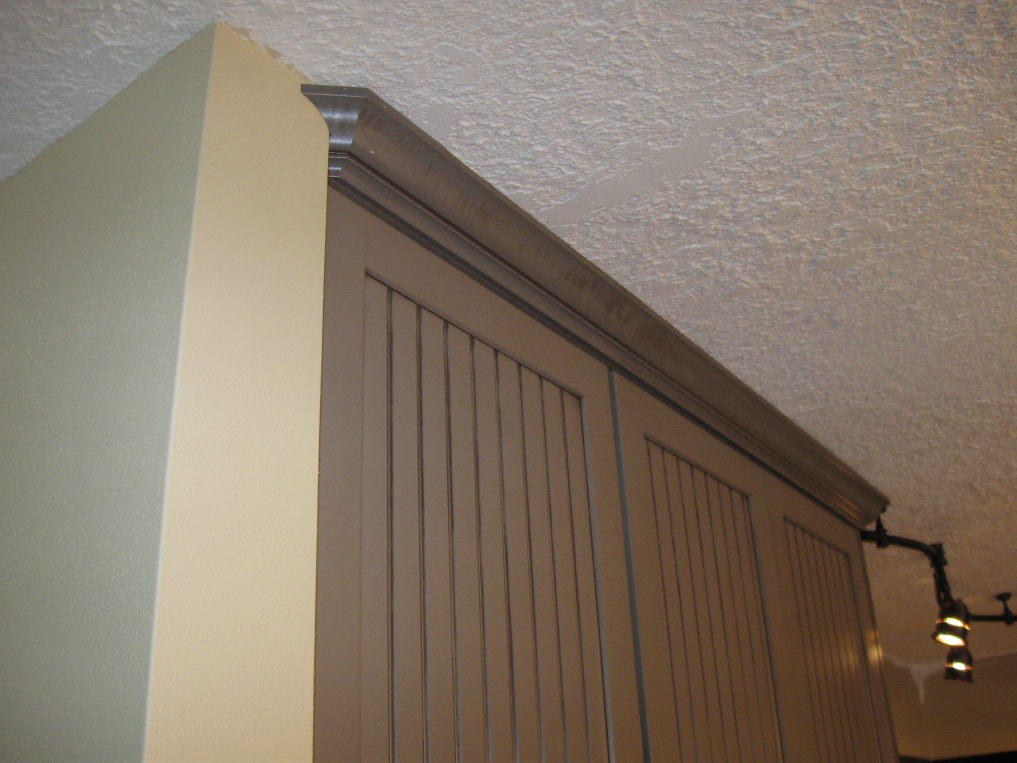 Crown Molding Termination Finish Carpentry Contractor