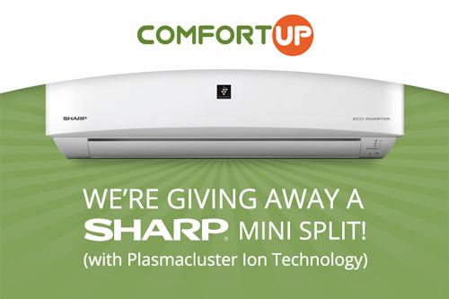GIVEAWAY: SHARP 9,000 BTU Ductless Mini Split From ComfortUp-cu-forum.jpg