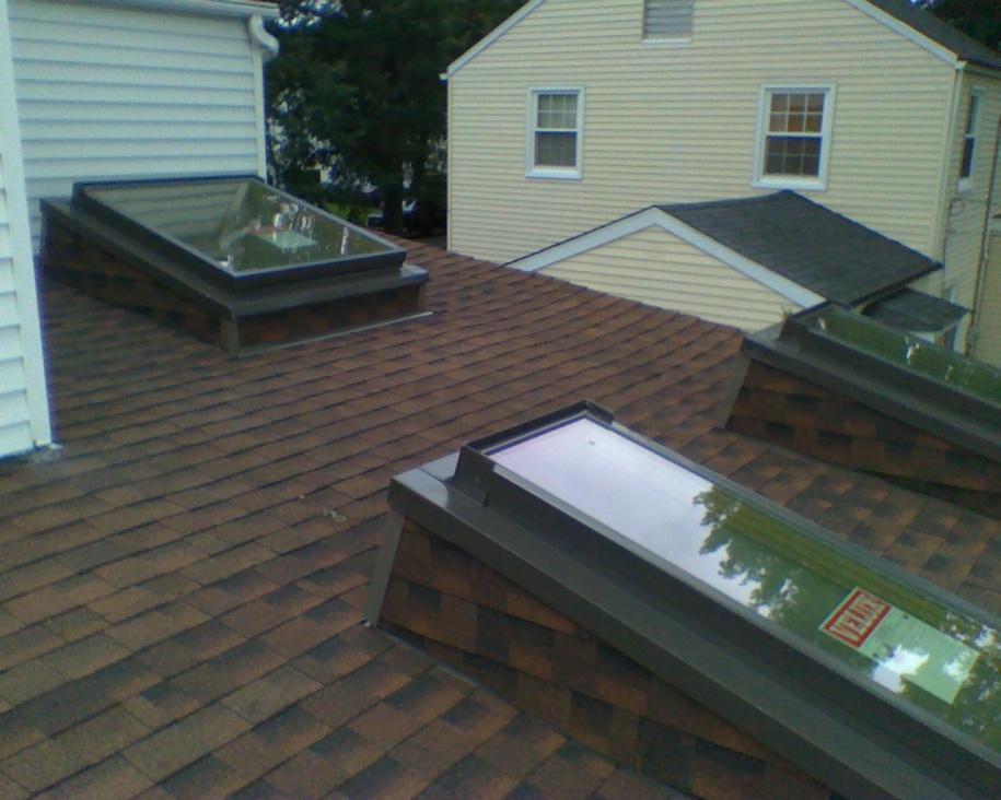 Curb Mount Vs Deck Mount Skylight Zef Jam