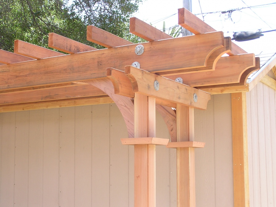 Beam To Post Connection - Decks & Fencing - Contractor Talk