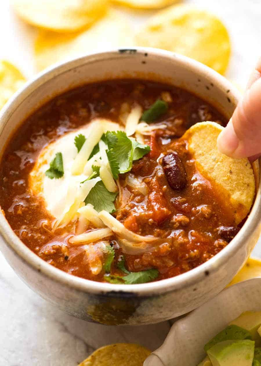 National Chili Day Is This Thursday February 28, What Is Your Favorite Recipe-d41b01f6-f4bb-4191-bcb7-579df3cbd541.jpeg