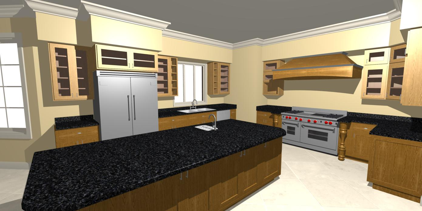 Kitchen Design Program Free on Kitchen Designing Programs   Kitchen Site