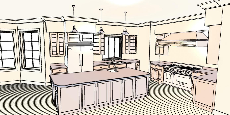 Incredible Kitchen Design Programs Technology Contractor Talk Interior Design Ideas Clesiryabchikinfo