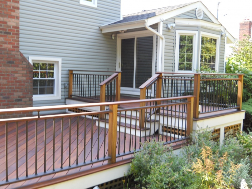 Deck Skirting      What's Everyone Using? - Decks & Fencing