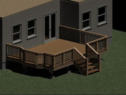 Sketchup Pro 7.1 - Decks & Fencing - Contractor Talk