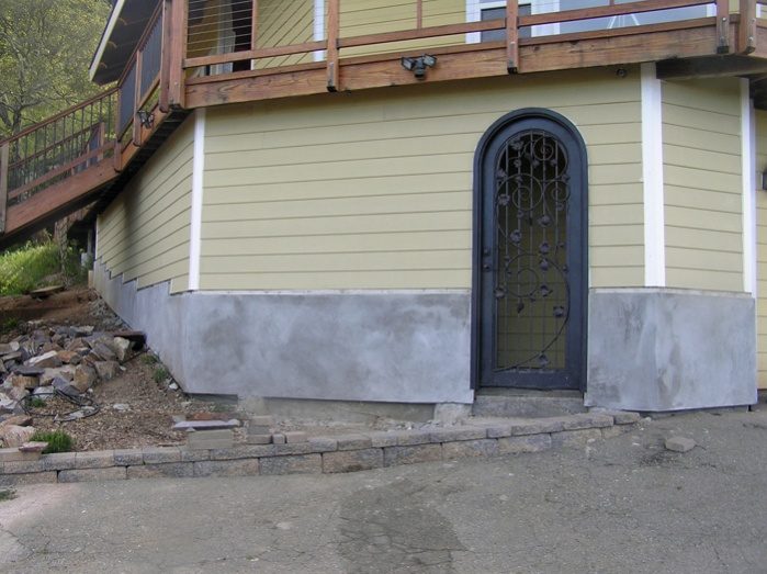 Deck skirting......What's everyone using?-deck-wall-3-.jpg