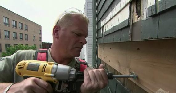 Mike Holmes Builds Deck Page 3 Decks Amp Fencing