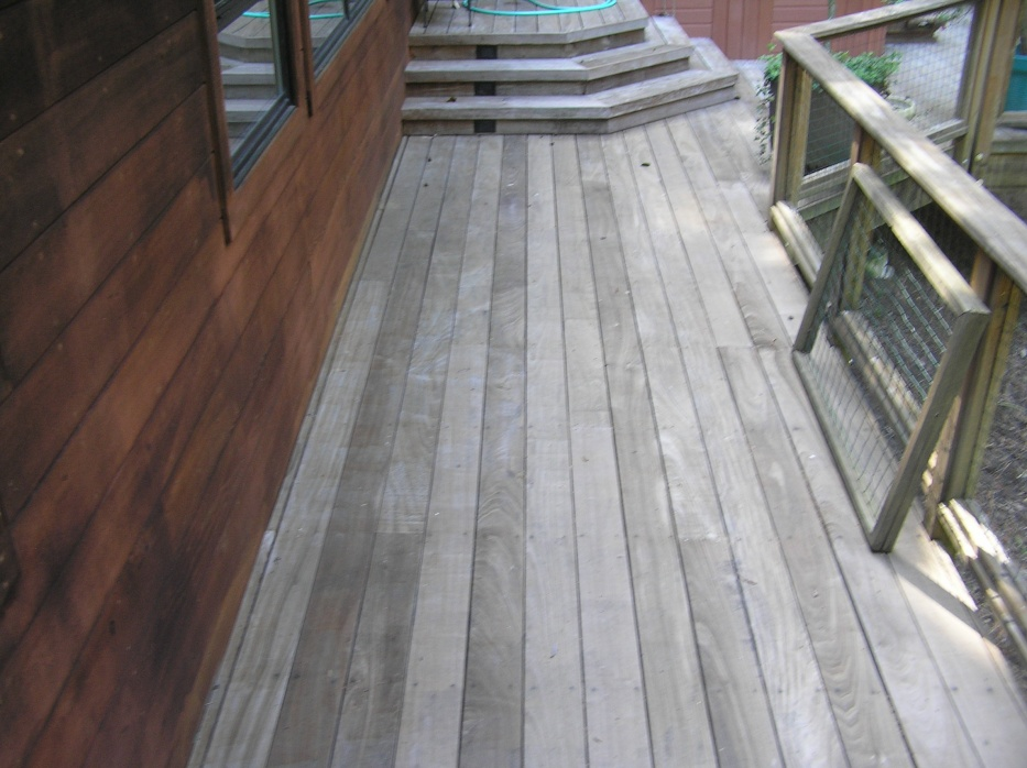 10 Year Old Ipe Deck Decks Amp Fencing Contractor Talk