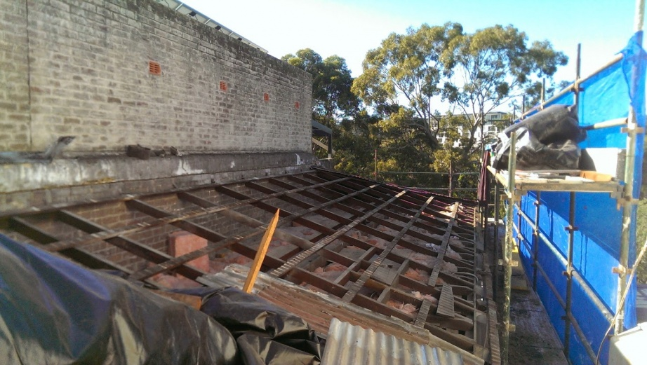 Small Demolition Project : The quot small space big build project follow our journey