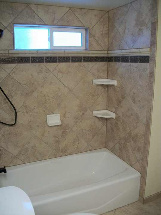 Diagonal Wall Tiles Kitchens Amp Baths Contractor Talk