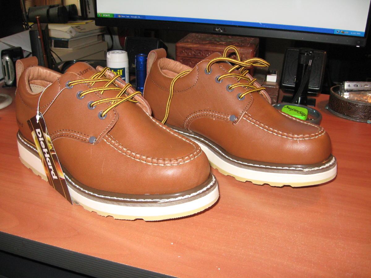 ec1c9f7a808 Comfortable Work Boots - Carpentry - Contractor Talk