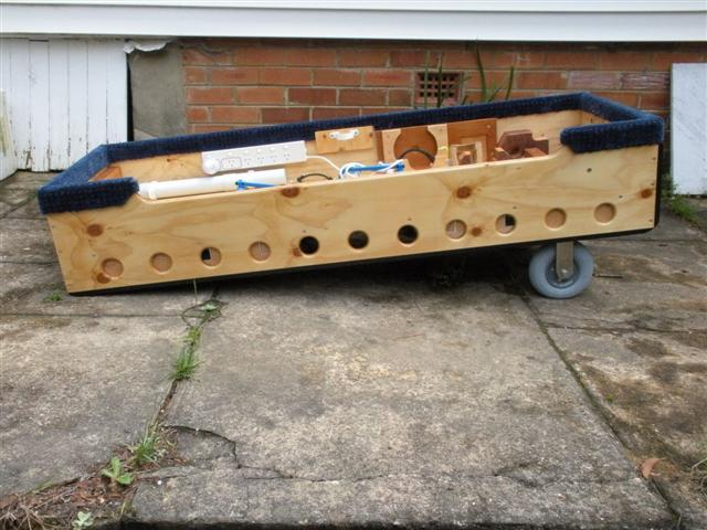 Door Bench (as Requested By Basswood) & Door Bench (as Requested By Basswood) - Finish Carpentry ...