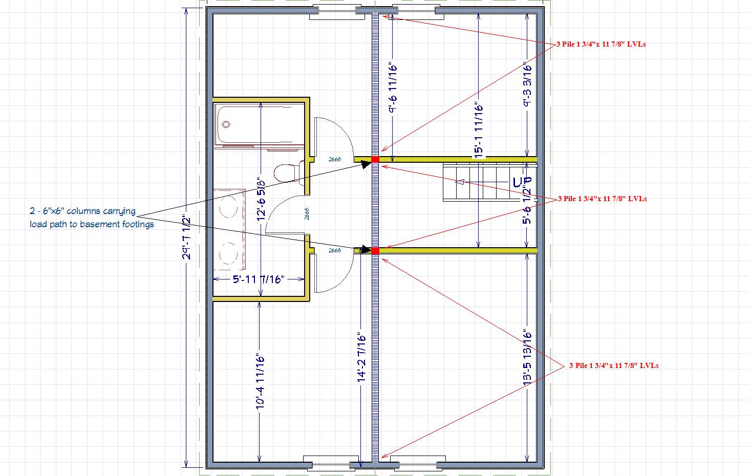 85 shed dormer framing framing a shed dormer with - Dormer window house plans extra personality ...