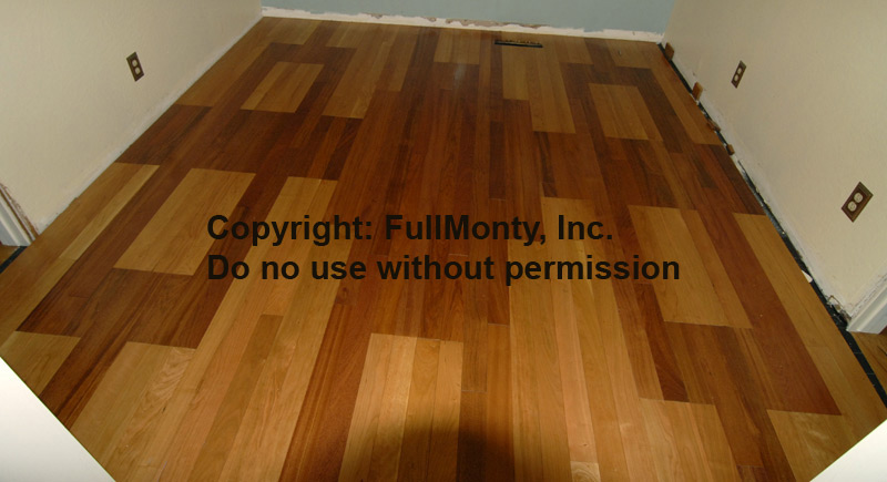 Hardwood Floor Pattern And End Joints Flooring Contractor Talk