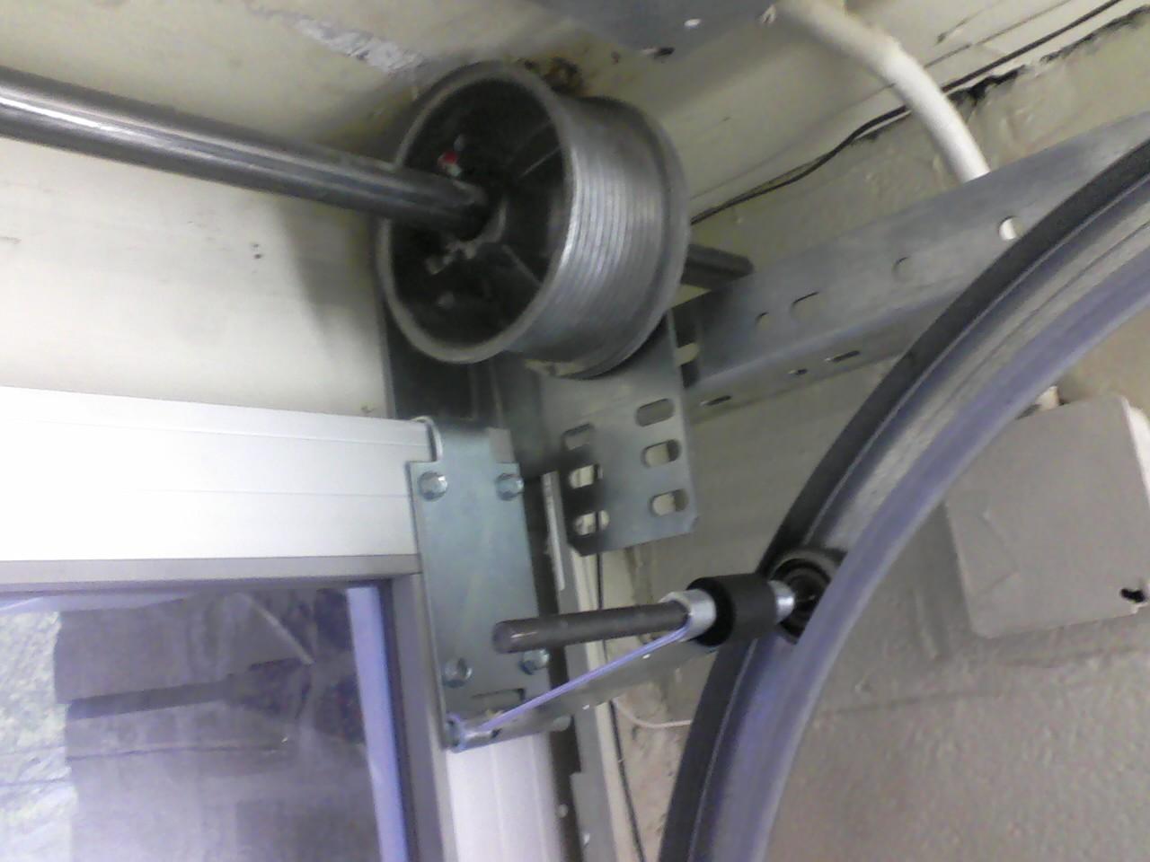 Minimum Ceiling Height For 7 Garage Door Windows Siding And Doors Contractor Talk