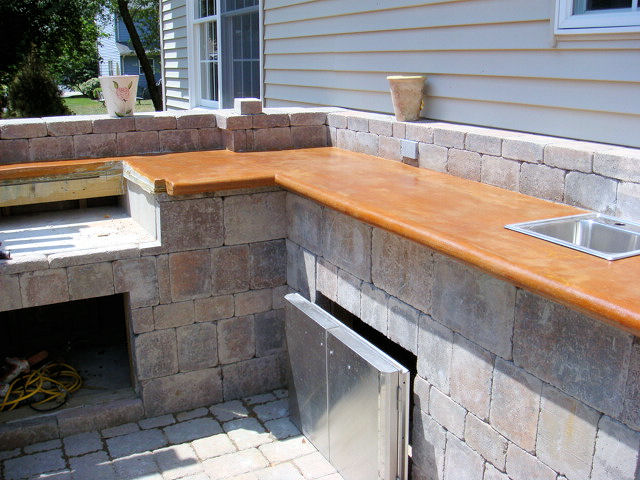 Concrete Counter Tops Kitchens Amp Baths Contractor Talk