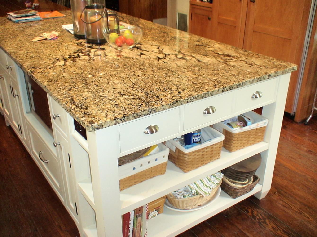 Island cabinet for Best method for painting kitchen cabinets