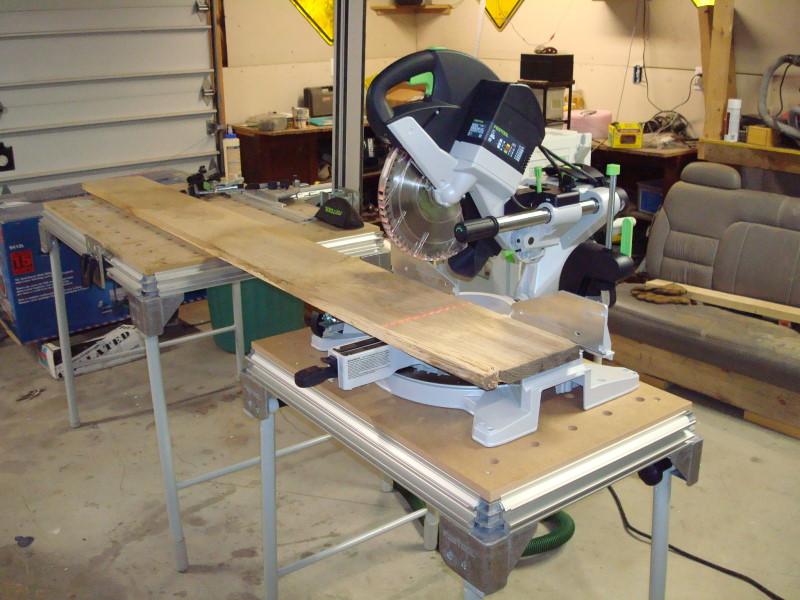 Jobsite Mitre Stand Finish Carpentry Contractor Talk